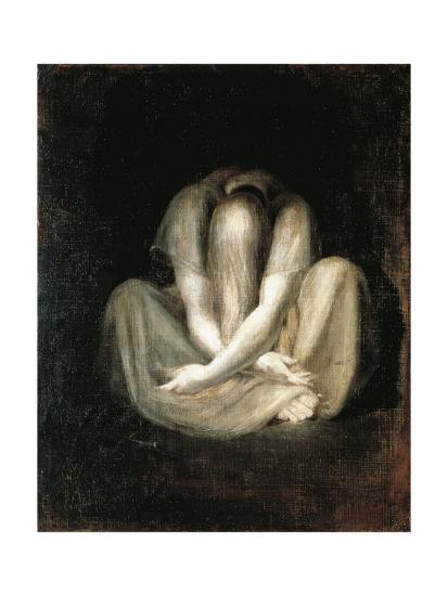 The Silence Giclee Print by Henry Fuseli at AllPosters_com